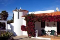 A typical portuguese style villa in the Algarve, Vila Maria.