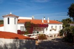 A picture from our Villa, Vila Maria in the Algarve, Portugal.