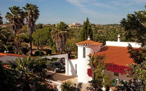 The trees near Vila Maria, enjoying the Algarve scenery.